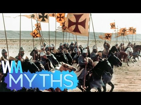 Top 5 Myths About the Crusades