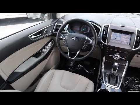 2018 Ford EDGE Sport Utility Titanium Tarpon Springs Anclote Holiday Trinity Palm Harbor