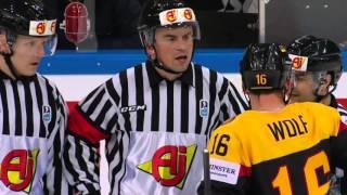 Mattias Ekholm gets tackle.