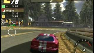 PS2 - NFS Hot Pursuit 2 - Gameplay