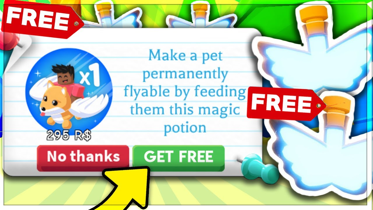 fly potions
