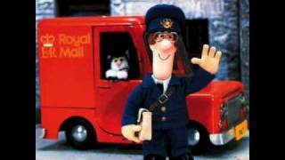 Postman Pat Jungle Remix!