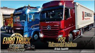 "Euro Truck Simulator 2 - #252 ""Uniwersalni żołnierze"""