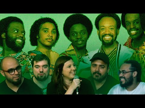 EARTH WIND AND FIRE - AFTER THE LOVE HAS GONE  Tirando de Ouvido EP33