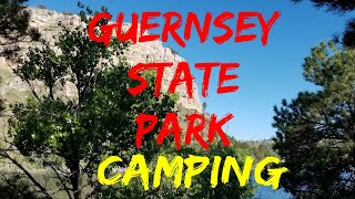 GUERNSEY STATE PARK WYOMING CAMPING
