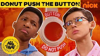 DONUT Touch the Button! 🍩 Episode 3 Cold Open + BONUS Clip! | All That Video