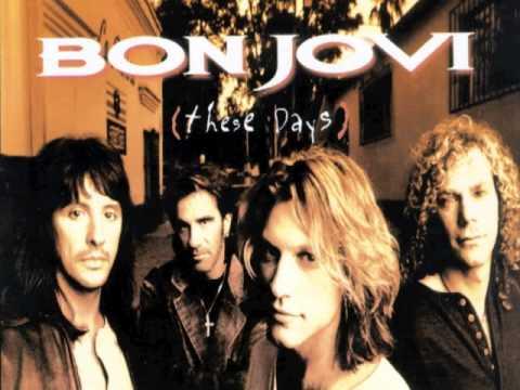 Bon Jovi - My Guitar lies bleeding in my Arms:歌詞+中文翻譯