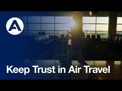 Keep Trust in Air Travel