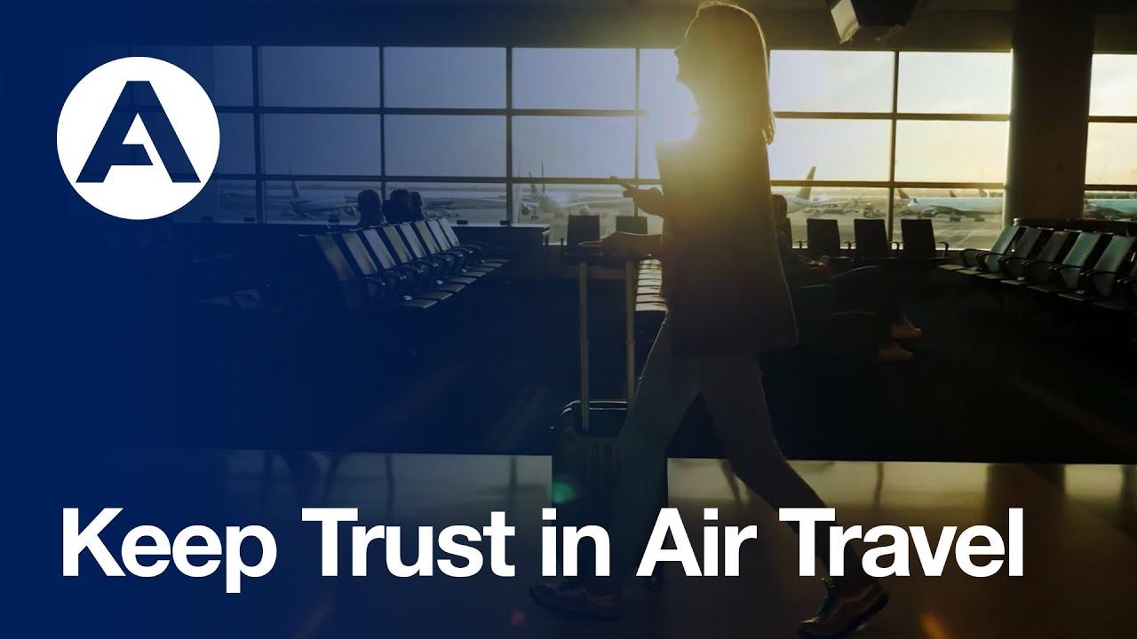Keep Trust in Air Travel