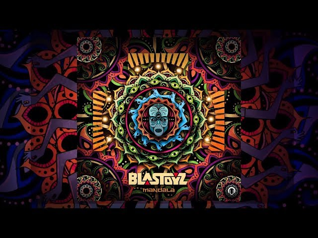 Blastoyz - Mandala