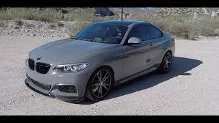 Modded 2015 BMW M235i - One Take