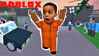 PRISONER REBEL! - Roblox