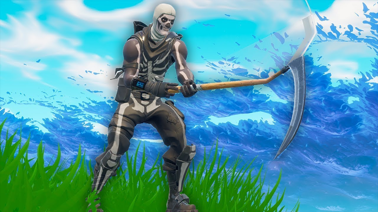 Is The Reaper Pickaxe Coming Back To Fortnite Reaper Fortnite Pickaxe Harvesting Tool Fortnite Watch