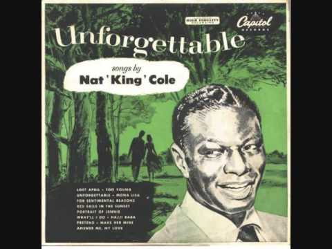"""Paradise""Nat King Cole"