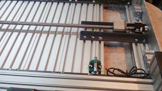 Строим новый ЧПУ Фрезер ( алюминиевый профиль) часть №2(, 2017-05-09T14:29:59.000Z)