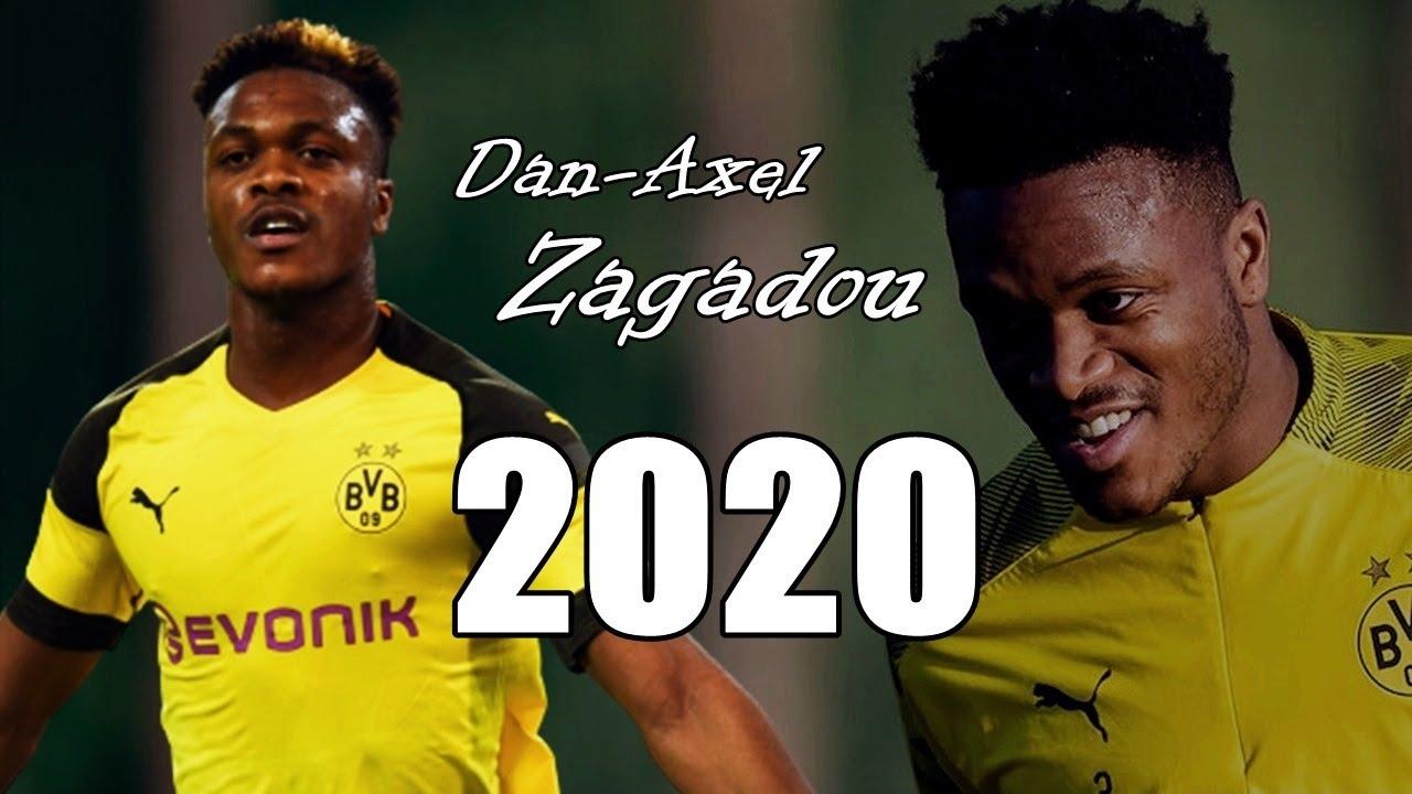 Dan-Axel Zagadou Strong Defender 2020