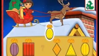 Dora l'exploratrice en français - Dora et l'esprit de Noël 2015