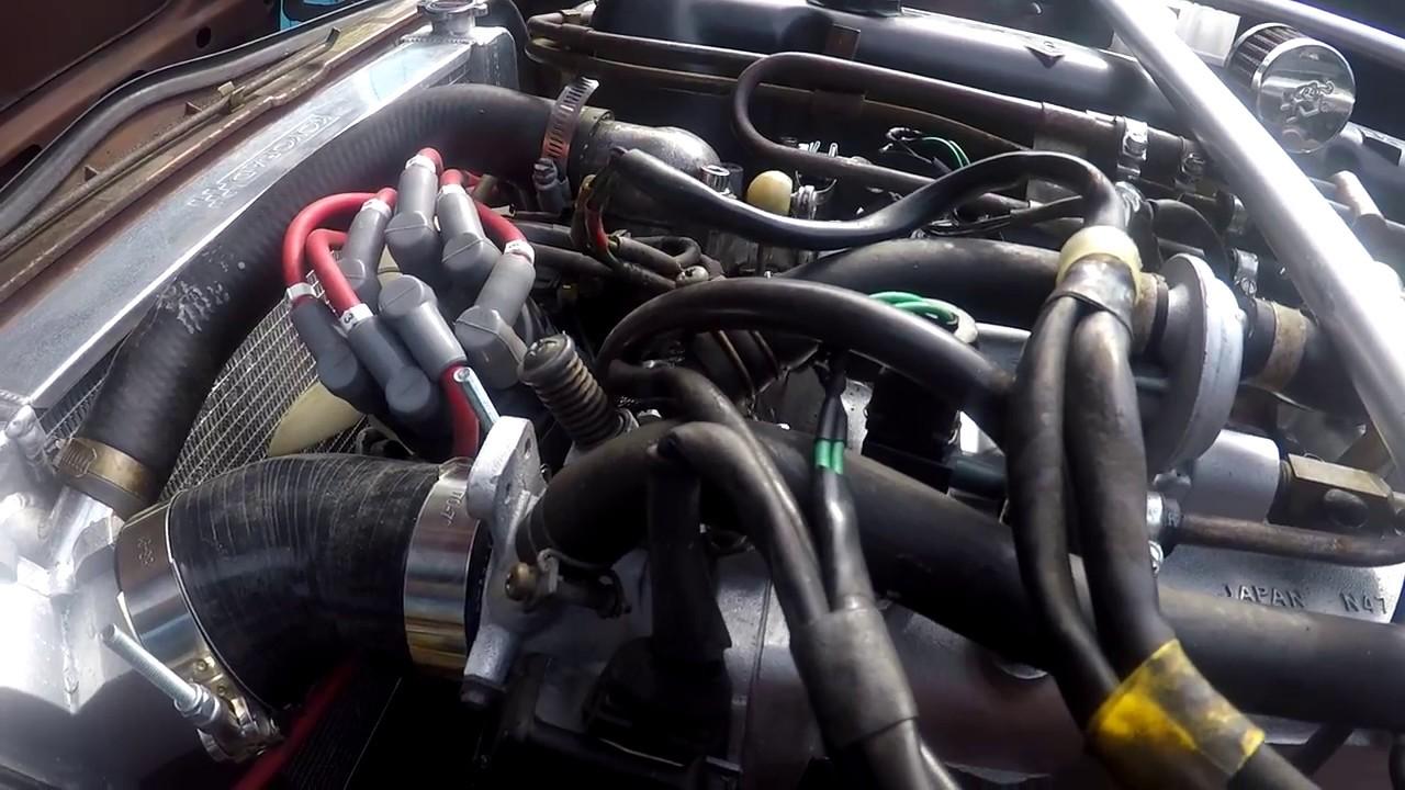 Silicone Intake Hose Upgrade for Datsun 280Z