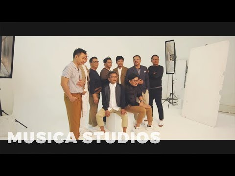 Kahitna - Photoshoot New Single (Behind The Scene)