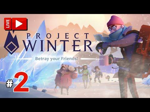 LIVE  Project Winter  หักโหดหลังแอ่น 2