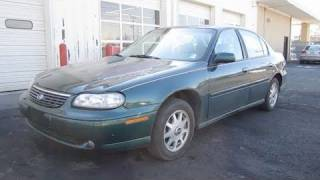 1999 Chevrolet Malibu LS Start Up, Engine, In Depth Tour, and Brief Drive