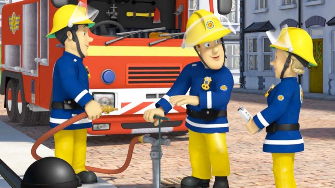 Sam le pompier francais l 39 eau conomise episode - Same le pompier francais ...