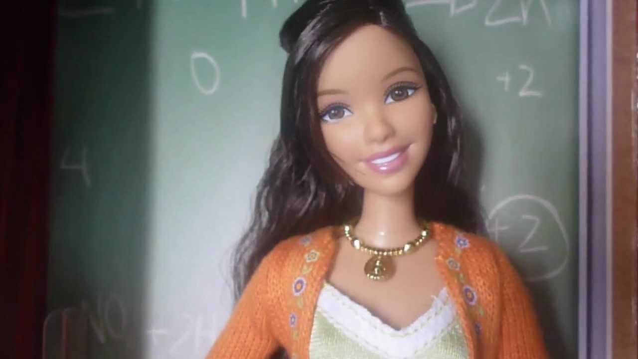Review-Boneca Barbie Gabriella HSM