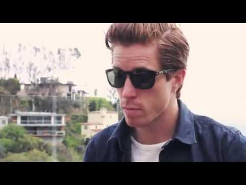 Men's Oakley White Enduro Shaun Sunglasses CtshQrdx