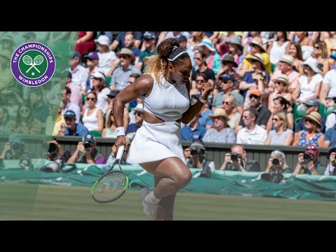 Match Point: Serena Williams vs Barbora Strycova Wimbledon 2019 semi-finals