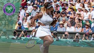Match Point: Serena Williams vs Barbora Strycova Wimbledon 2019 semi-finals