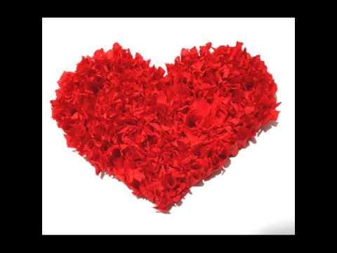 Большое сердце из салфеток 16
