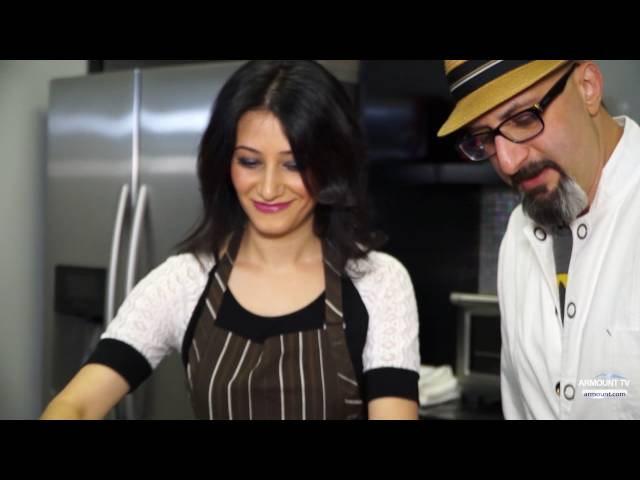 Spice it up with Chef Aram   Episode 4