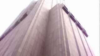 Death Star, AT&T building, New York, NY