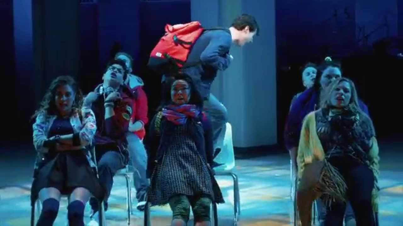 Be More Chill is the teen musical heir to Dear Evan Hansen