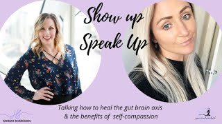 HOW TO HEAL THE GUT-BRAIN AXIS USING SELF-COMPASSION