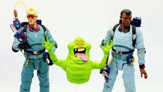 Review: New Real Ghostbusters Toys! Ghostbusters Select Series 9