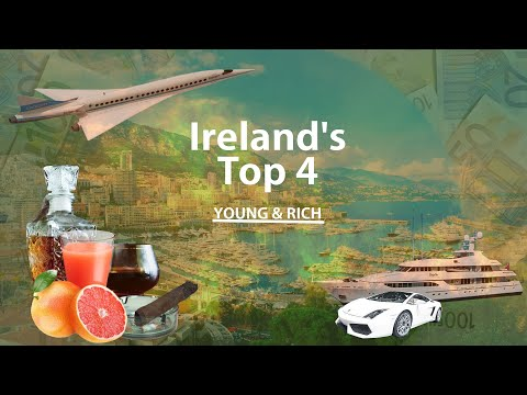 VIDEO: Ireland's top 4 young and rich