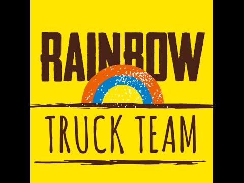 Rainbow Truck Team - Dakar After Party