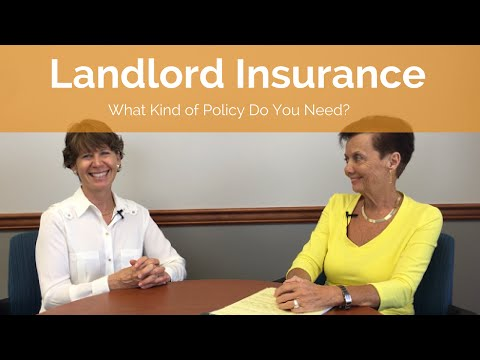 Landlord Insurance: What Kind Of Rental Policy Do You Need?