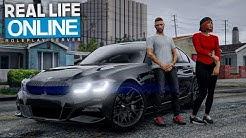 FLEXEN im NEUEN 3er BMW! - GTA 5 Real Life Online