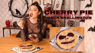 Pastel de CEREZAS & CHOCOLATE  Halloween | Dirty Closet