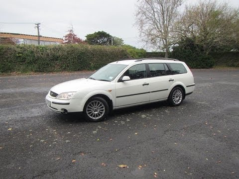 2001 Ford Mondeo 5 Speed NZ New Wagon $1 RESERVE!!! $Cash4Cars$Cash4Cars$ ** SOLD **