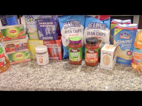 My Favorite Vegan Foods From WALMART!