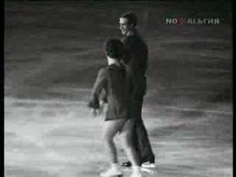 Танцы на льду. Пахомова и Горшков