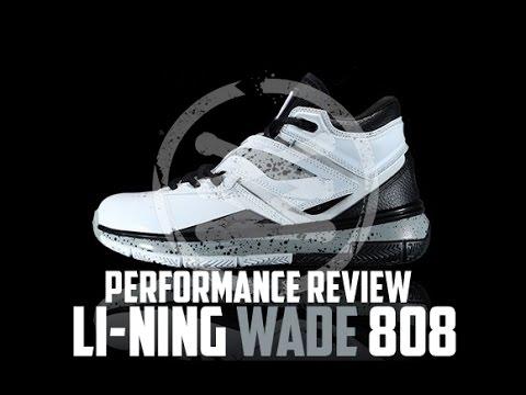 982b1d277c16 Li-Ning Wade 808 Performance Review. WearTesters