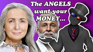 Angela the Tarot-Reading Angel-Whisperer Fixes My Future