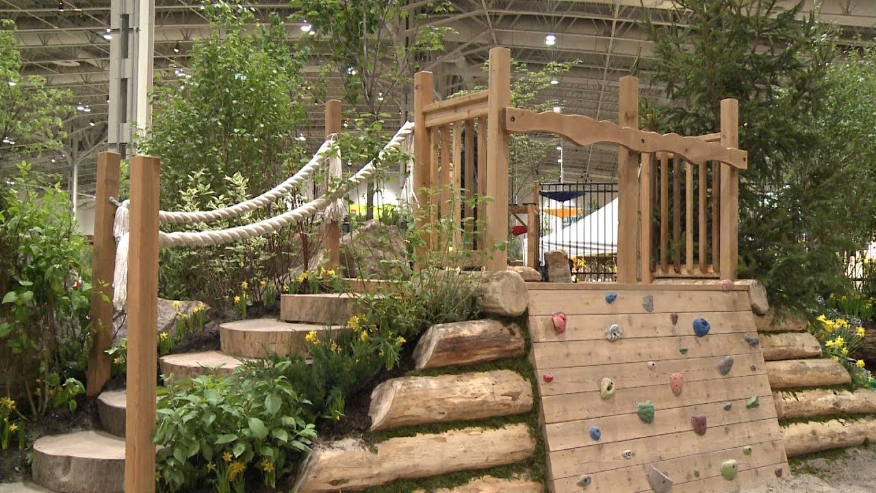 newca com bienenstock natural playgrounds at 2012 canada blooms