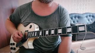 Денис Эпов - Hotel California solo (guitar cover)