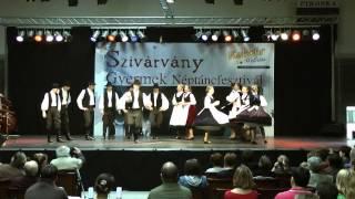 Harmónia Művészeti Iskola Csörögi csoport: Küküllődombói táncok Thumbnail
