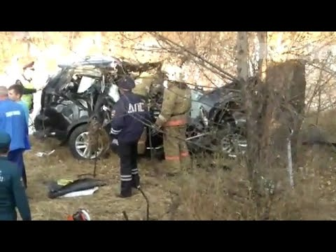 Глава Абакана Николай Булакин погиб в автоаварии под Минусинском
